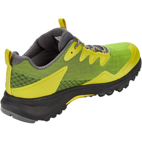 The North Face M's Ultra Fastpack III GTX Shoes Citronelle Green/Zinc Gry